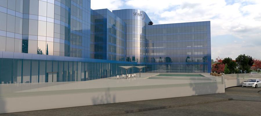 plan d'expansion du projet SFAM