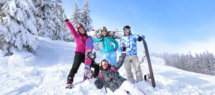 Une assurance ski